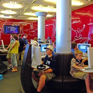 Интернет-кафе Чебаркуля