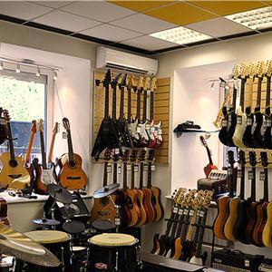 Музыкальные магазины Чебаркуля