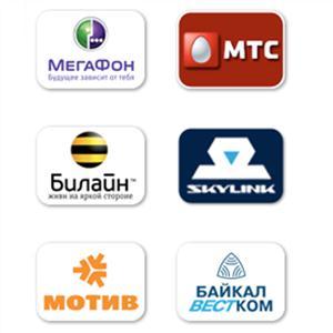 Операторы сотовой связи Чебаркуля