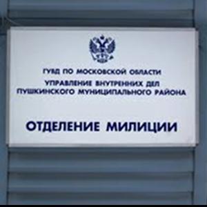Отделения полиции Чебаркуля