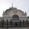 Железнодорожные вокзалы в Чебаркуле